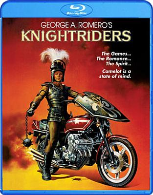 KNIGHTRIDERS BY HARRIS,ED (Blu-Ray)