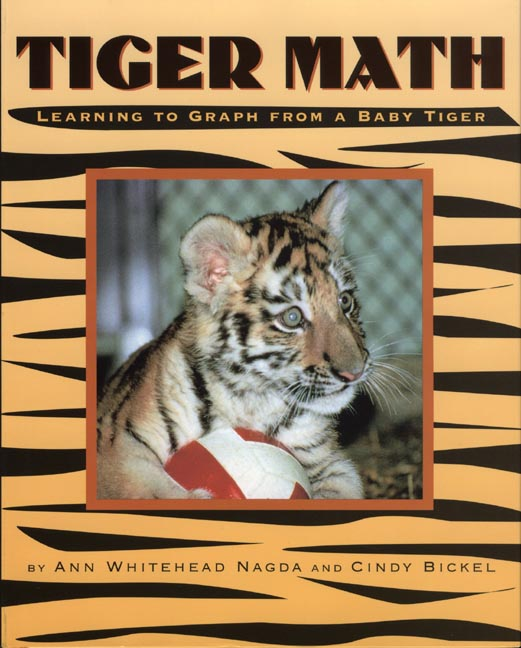 Tiger Math By Nagda, Ann Whitehead/ Bickel, Cindy